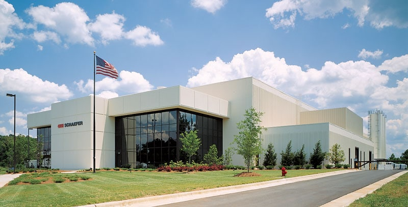 Manufacturing facility in Charlotte, NC