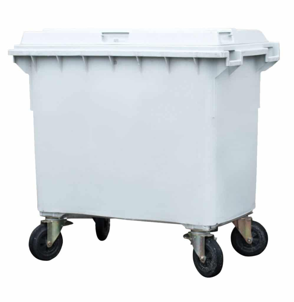 Document Security Cart 4-wheel