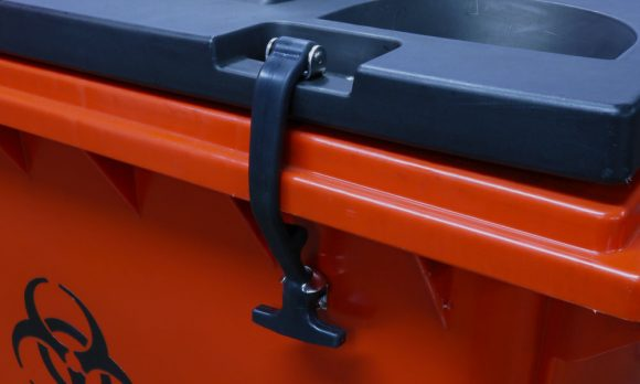 SAFECART 200 Gallon Latch