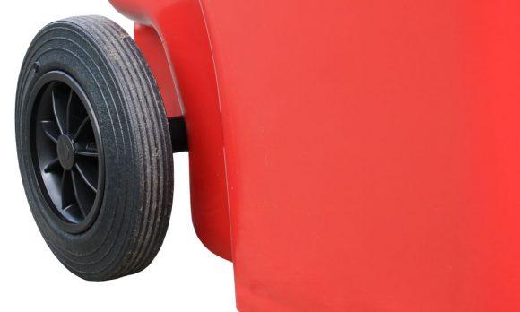 SAFECART 95 Gallon Wheel