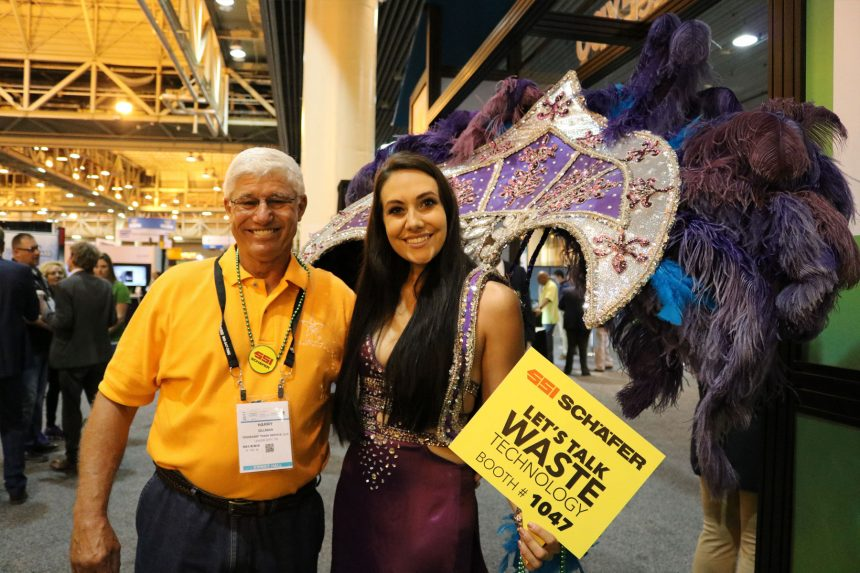 SCHAEFER at WasteExpo 2017