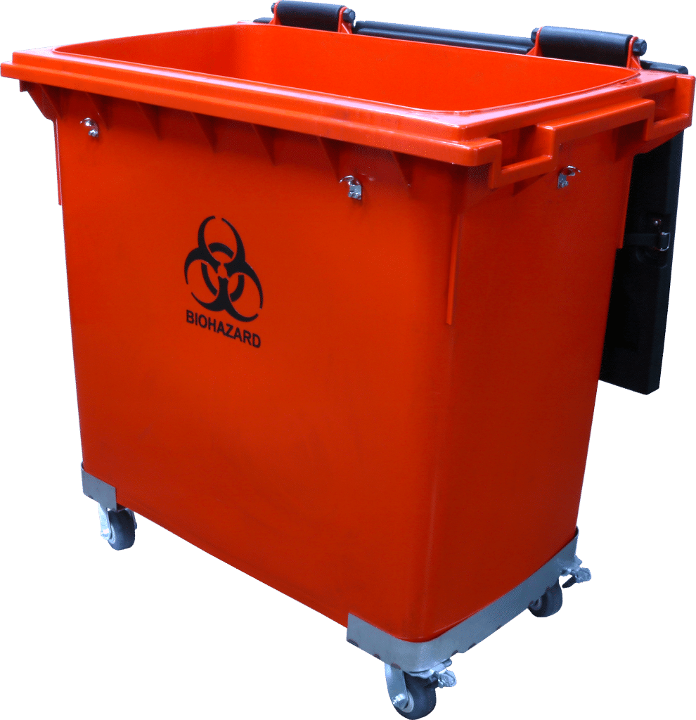 Medical Waste Carts - MED770HD
