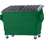 COMMERCIAL WASTE & RECYCLING CARTS