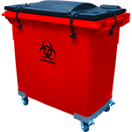 MEDICAL WASTE CARTS 770