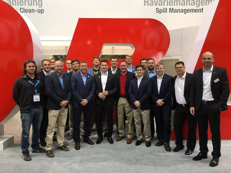 FILA members attend IFAT 2018