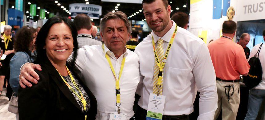 SCHAEFER Promotes Waste Industry Expert, Brett Belda, As Director of National Sales