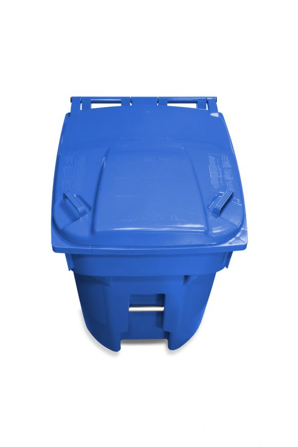 M SERIES WASTE & RECYCLING CARTS