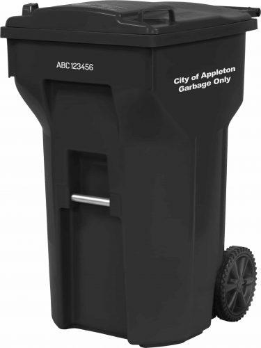 City of Appleton Garbage Only