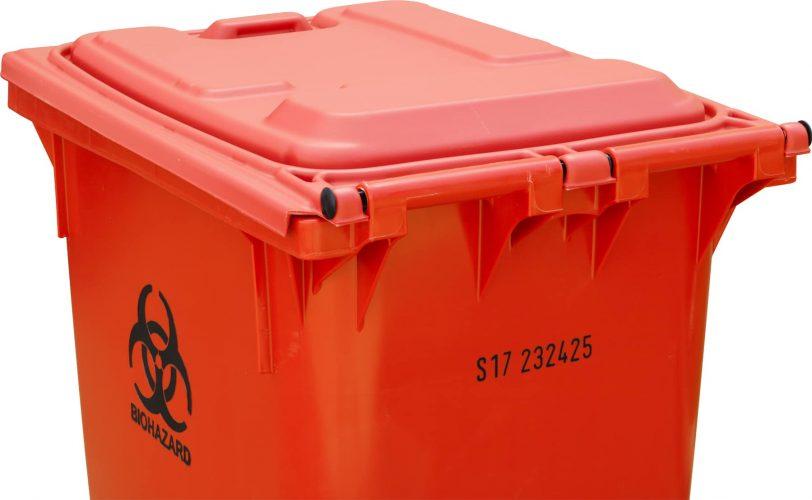 Medical Waste Cart - MED360