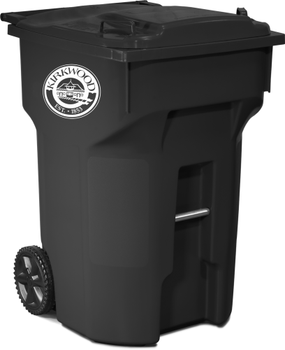 Kirkwood waste cart